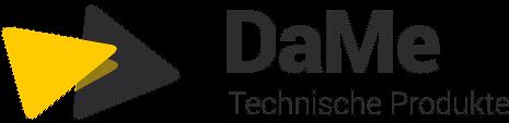 DaMe Technische Produkte-Logo